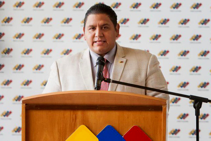 Rector Luis Emilio Rondón | Foto: archivo