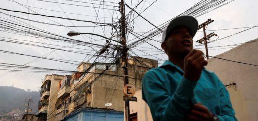 Cableado en Venezuela/Reuters