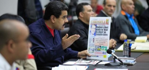 VENEZUELA - maduro periódico