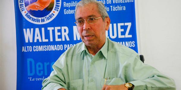 Walter Márquez| Foto: Archivo