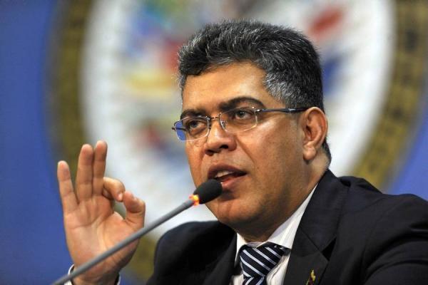 Elías Jaua | Foto: ACN