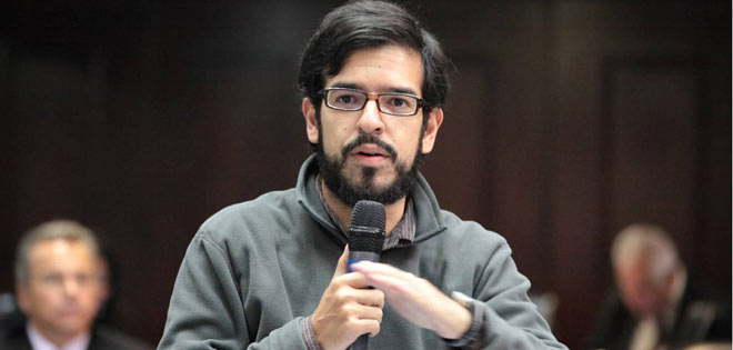 Miguel Pizarro | Foto: Archivo