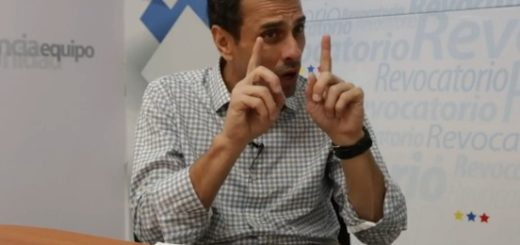 Henrique Capriles  El País