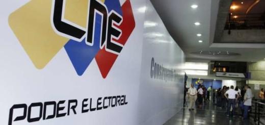Consejo Nacional Electoral (CNE) | Foto: cortesía