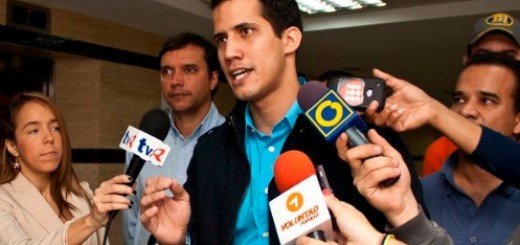 Diputado Juan Guaidó |Foto: archivo