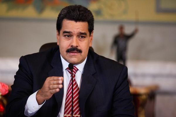 Nicolás Maduro   Foto: Archivo