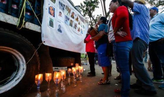 A un año de la masacre en Tumeremo, familiares siguen recordando a las víctimas   Imagen de referencia