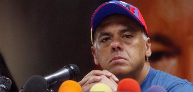 Alcalde de Caracas Jorge Rodríguez / Foto: Cortesía