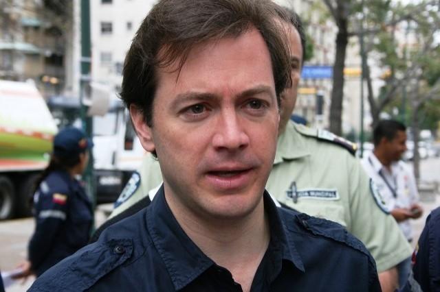 Ramón Muchacho, Alcalde del municipio Chacao / Foto: Cortesía