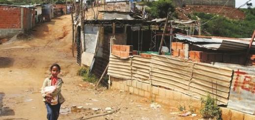 Pobreza en Venezuela |Crédito: EFE
