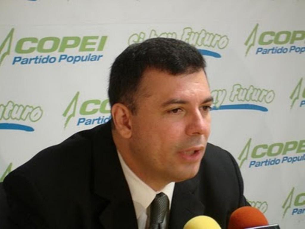 Roberto Enríquez| Foto: Archivo