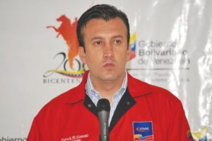 Ministerio del interior y justicia de venezuela Quien es el ministro de interior y justicia