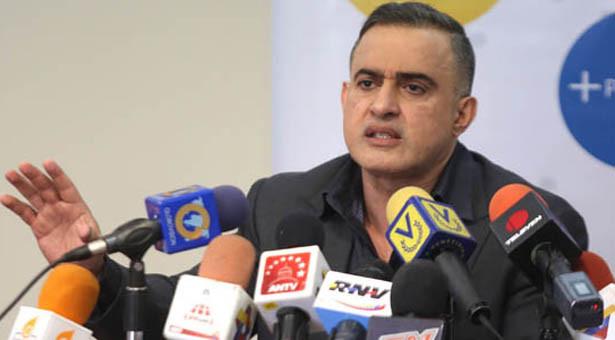 Tarek William Saab, Defensor del pueblo| Foto: Archivo