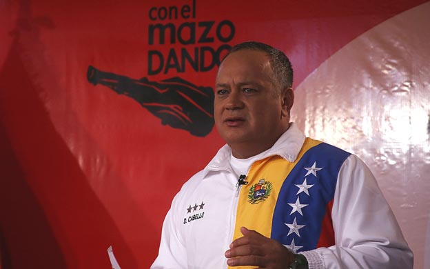 Diputado Diosdado Cabello  Foto: Archivo