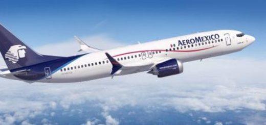 Aeroméxico suspende indefinidamente vuelos hacia Venezuela/Foto:AFP