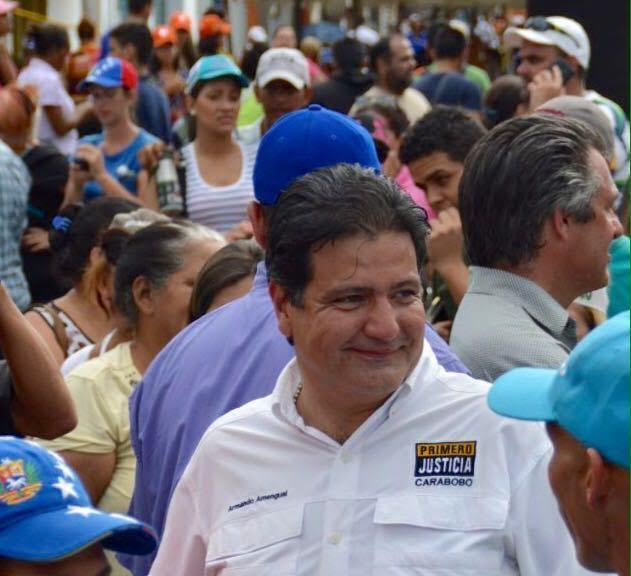 Armando Amengual secretario general de Primero Justicia|Foto: Archivo