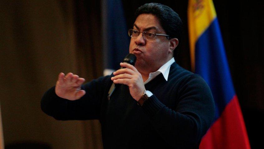 Alberto Aranguibel, analista político   Foto: Archivo
