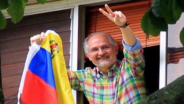 Antonio Ledezma envía su mensaje de Año Nuevo |Foto archivo