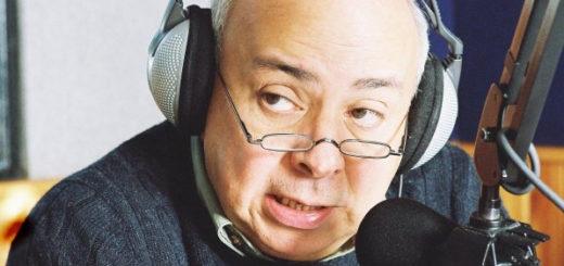 César Miguel Rondón, locutor venezolano |Foto archivo