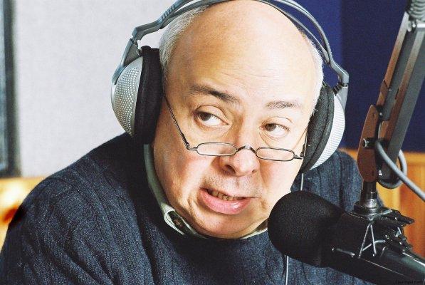 César Miguel Rondón, locutor venezolano