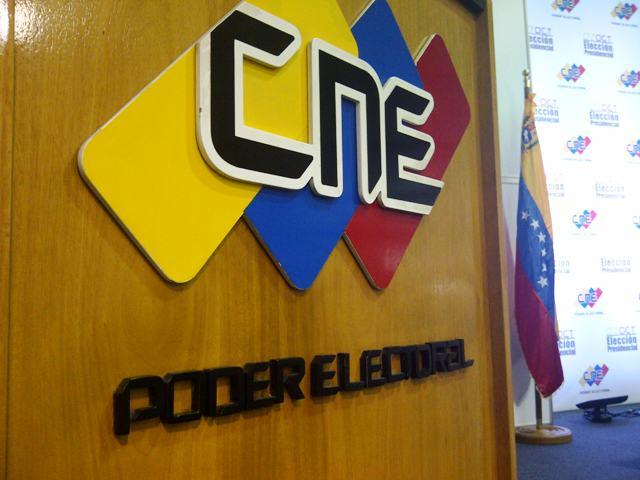 Consejo Nacional Electoral (CNE) / Imagen de referencia