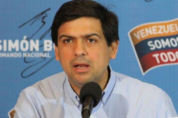 Carlos Ocariz|Foto: archivo