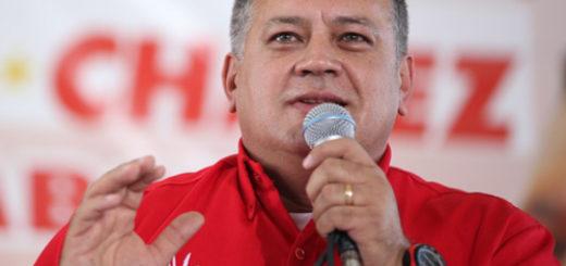 Diosdado Cabello|Foto: archivo