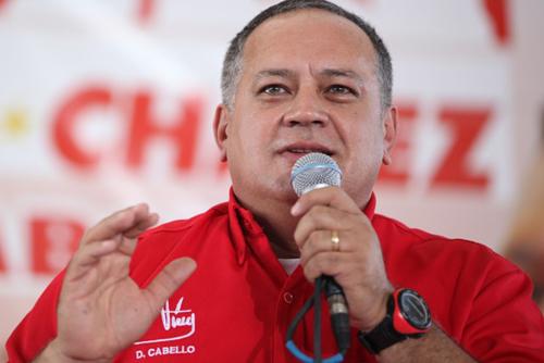 Diosdado Cabello |Foto: archivo