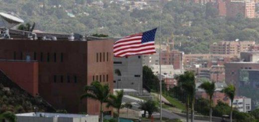 Embajada de EEUU en Venezuela | Foto: Archivo