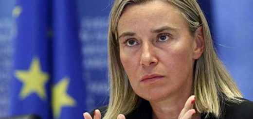 Federica Mogherini, alta funcionaria de la Unión Europea | Foto: Archivo