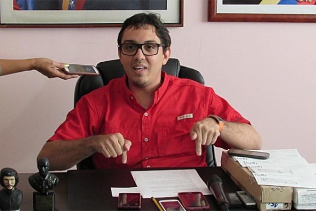 Presidente de Fundalossada, Luis Pérez |Foto: Prensa gobernación del Zulia