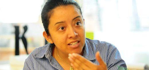 Diputada Gaby Arellano| Foto: Archivo