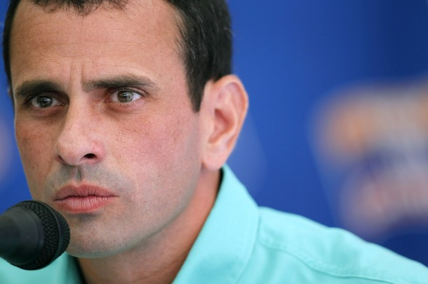 Henrique Capriles Radonski | Foto: Archivo