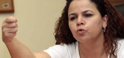 Ministra de Asuntos Penitenciarios, Iris Valera / Foto: Archivo