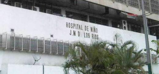 Hospital JM de los rios | Foto: archivo