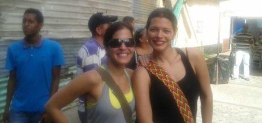 Mariangel Ruiz y Mariaca Semprum/Foto: El Nacional
