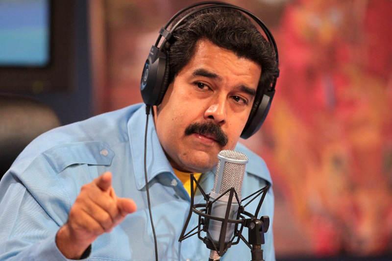 Nicolás Maduro  Foto: Vertice News