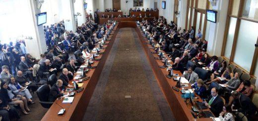 Consejo Permanente de la OEA | Imagen: twitter OEA