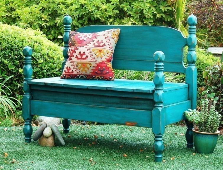 RECICLA! Convierte una cama en un sillón o mueble - NotiTotal