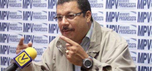 Secretario de Movimiento Progresista, Simón Calzadilla |Foto cortesía