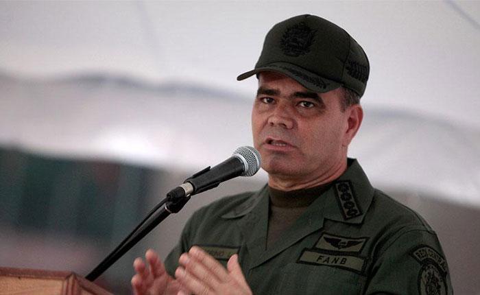 Ministro para la Defensa, Vladimir Padrino López| Foto: Archivo