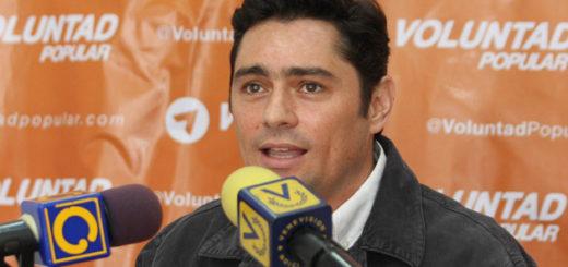 Carlos Vecchio, coordinador políticol de VP| Foto: Cortesía