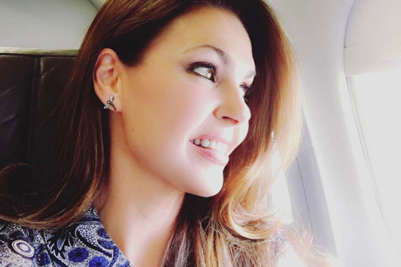 Bárbara Palacios (Miss Universo 1985)   Foto: @BarbaraPalacio