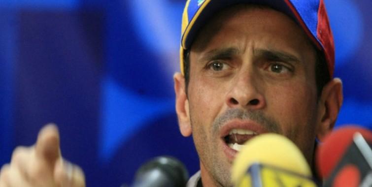 Henrique Capriles Radonski  Foto: Archivo