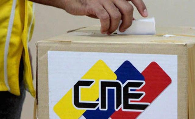 CNE estudia realizar elecciones regionales a final de año |Imagen de referencia