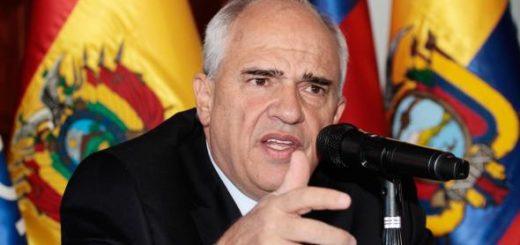 Ernesto Samper, secretario general de la Unasur |Foto archivo