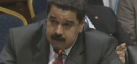 Presidente Maduro en VII Cumbre de los jefes de Estado y de Gobierno de la Asociación de Estados del Caribe (AEC), en La Habana, Cuba.| Captura de Vídeo
