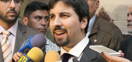 Freddy Guevara, diputado de la Asamblea Nacional | Foto: Cortesía
