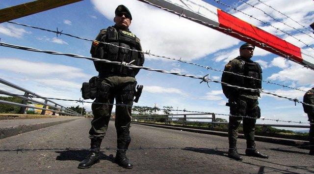 Colombia reforzará con 8.500 policías una zona fronteriza con Venezuela   Foto: DiarioLaVoz