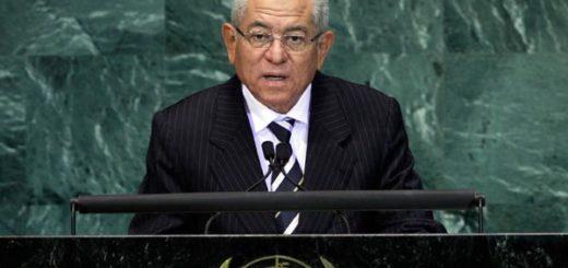 Embajador de Venezuela ante la ONU, Jorge Valero | Foto: archivo